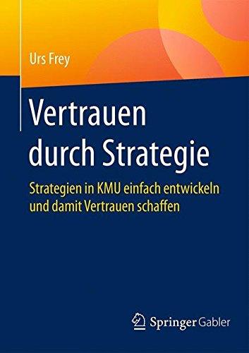 Vertrauen durch Strategie