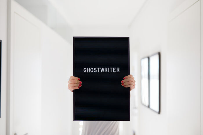 Ist Ghostwriting legal?