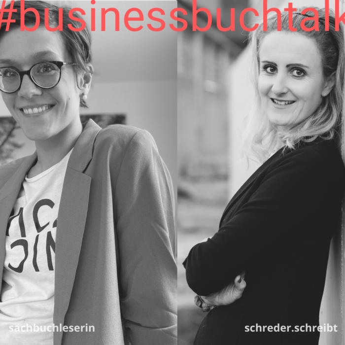 #businessbuchtalk mit Marcella Behrens und Birgit Schreder-Wallinger